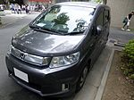 Honda FREED Spike HYBRID JUST SELECTION (GP3) front.JPG