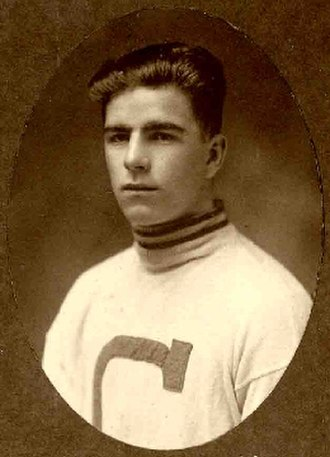 Hooley Smith - Smith with the Toronto Granites in the 1921–22 season.