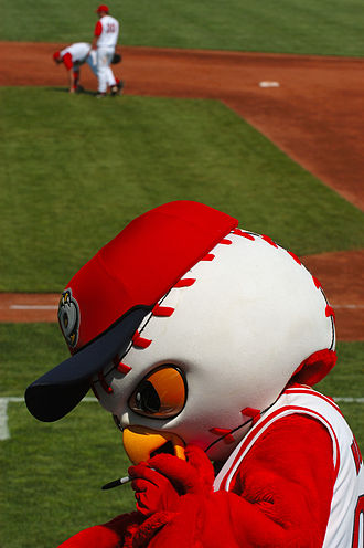 Orem, Utah - Hootz, the mascot of the Orem Owlz franchise in the Pioneer League