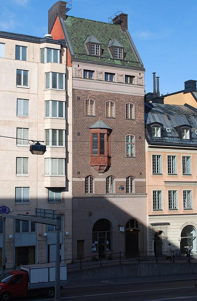 716d37f3f341 Hornsgatan 20 Stockholms län, Stockholm - hitta.se
