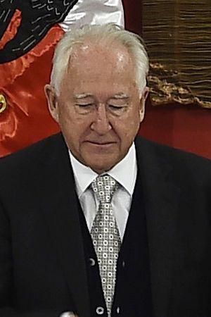 Horst Paulmann - Horst Paulmann in 2016