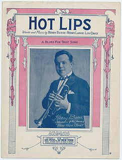 Hot Lips song performed by Paul Whiteman
