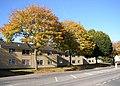 Houses or flats, Bradford Road, Hipperholme - geograph.org.uk - 600875.jpg