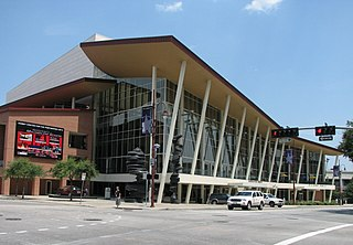 Hobby Center for the Performing Arts theatre in Houston, Texas