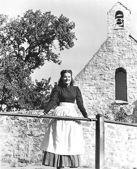 O'Hara in How Green Was My Valley (1941) How Green Was My Valley 1.jpg