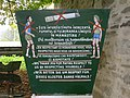 Humor Monastery- Entrance Sign - panoramio.jpg