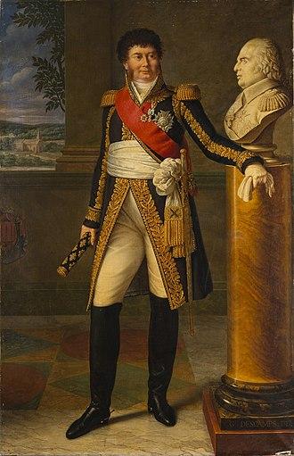 Henri Jacques Guillaume Clarke - General Henri Jacques Guillaume Clarke.