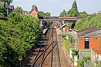 Hunts Cross station from Mackets Lane bridge 1.jpg