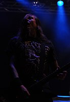 Hypocrisy, Peter Tägtgren at Party.San Metal Open Air 2013 09.jpg