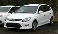 Hyundai i30cw (Facelift) – Frontansicht, 27. April 2011, Velbert.jpg