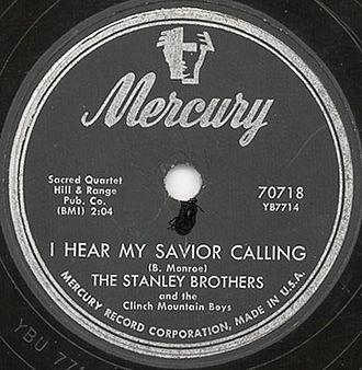 The Stanley Brothers - Image: I Hear My Savior Calling