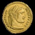 INC-1838-a Ауреус Константин I Великий ок. 317 г. (аверс).png