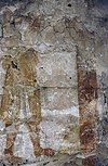 interieur, detail van schildering - margraten - 20304540 - rce