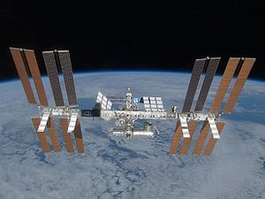 International Space Station, March 2009