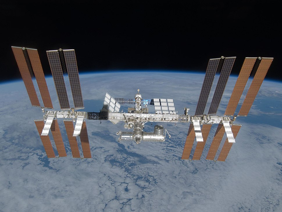 ISS March 2009