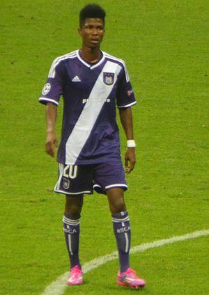 Ibrahima Conté (footballer, born 1991) - Image: Ibrahima Conté