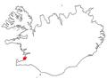 Iceland Reykjavík position.png