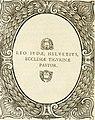 Icones, id est, Verae imagines virorvm doctrina simvl et pietate illvstrivm, qvorvm praecipuè ministerio partim bonarum literarum studia sunt restituta, partim vera religio in variis orbis christiani (14743701984).jpg