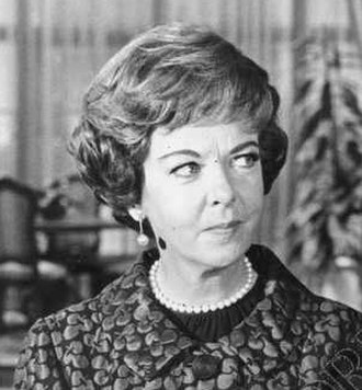 Ida Lupino - Ida Lupino in It Takes a Thief, 1968