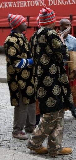 Igbo hat and Isiagu