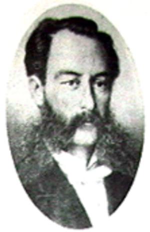 Ignacio María González (politician) - Image: Ignacio María González