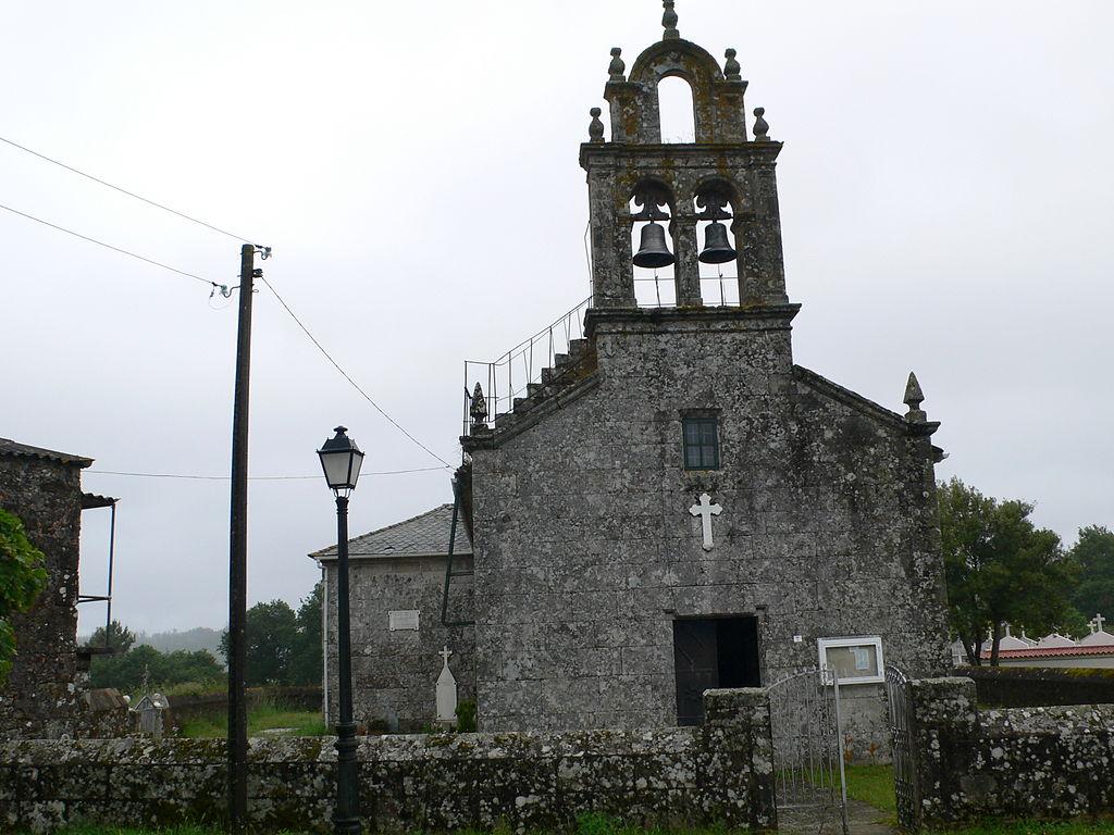 Igrexa de San Miguel de Lamela, Silleda.JPG