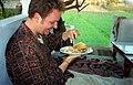 Illegal omelette - eating in Rushkar, Rajasthan, India.jpg