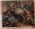 Illustrasjon til Atlas Scholasticus et Itinerariu av Johann David Koehler, fra ca 1700.png