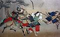 Illustrated Story of Night Attack on Yoshitsune's Residence At Horikawa, 16th Century.jpg