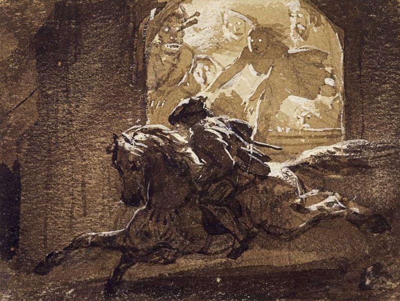 File:Illustration to 'Tam O'Shanter', John Faed.jpg