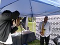 Imara Moore photographer for BLT @ Staten Island Museum's Fences Show 01.jpg