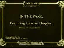 Datoteka:In the Park (1915).webm