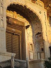 Villa Entrance Gate Design