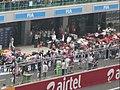 Indian Grand Prix 2013, Noida F15.jpg