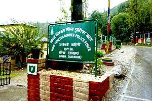 Indo-Tibetan Border Police - Indo-Tibetan Border Police. Sarahan, Himachal Pradesh, India.