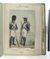 Infanteria de linea- Granadero, Fusilero. (Año 1815) (NYPL b14896507-90912).tiff