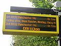 Information screen at Kirkby railway station.jpg
