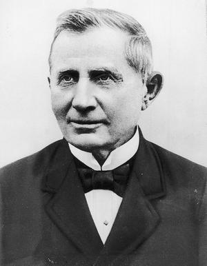 Ludwig Ingwer Nommensen - Portrait of I.L Nommensen