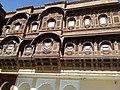 Inner view of the Jodhpur Fort, Jodhpur ,Rajasthan.jpg
