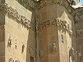 Insel Akdamar Աղթամար, armenische Kirche zum Heiligen Kreuz Սուրբ խաչ (um 920) (39711445484).jpg