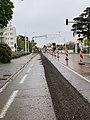 Installation de canalisations Route de Genève (Saint-Maurice-de-Beynost) en 2019.jpg