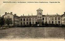 Institut agricole de la Saulsaie - Montluel - 1900.jpg