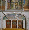 Interieur noorder transept, muurschildering boven deuren - Zieuwent - 20347230 - RCE.jpg