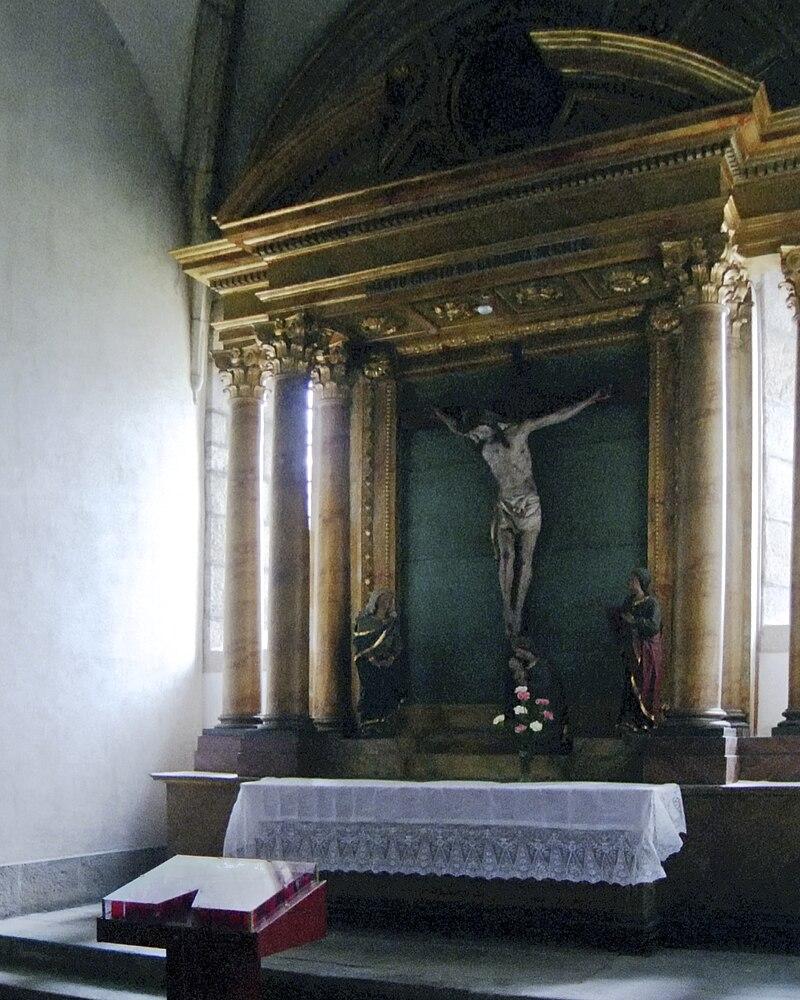 Interior, Catedral da Asuncion, Mondoñedo, Galicia 2.jpg