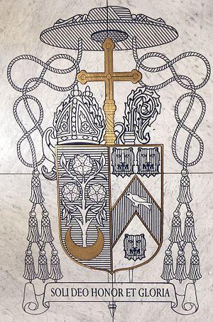 Edward Patrick Allen - Coat of arms of Bishop Allen