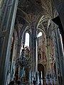 Interior of Latin cathedral, Lviv, Ukraine.jpg