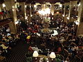 Interior of Peabody Hotel - Downtown Memphis - Tennessee - USA - 02.jpg