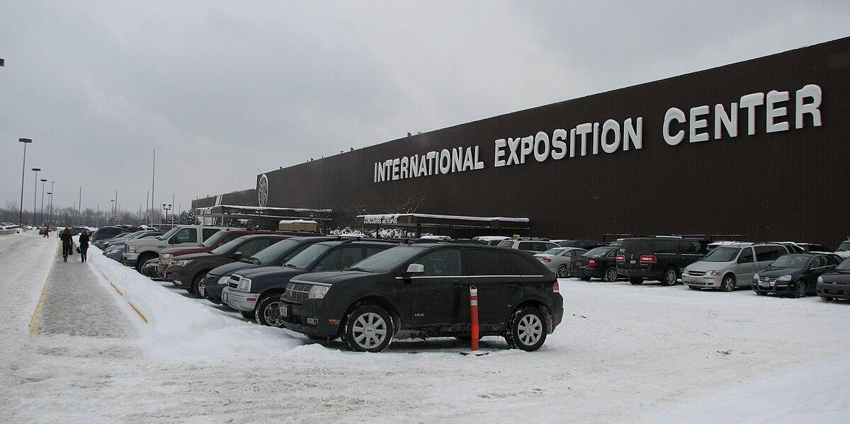 IX Center Wikipedia - Ix center car show 2018