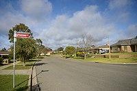 Intersection of Gunn Drive and McKeowin Street in Estella.jpg