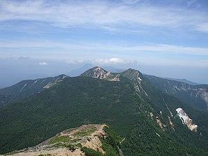 Mount Tengu - Image: Iodake 3